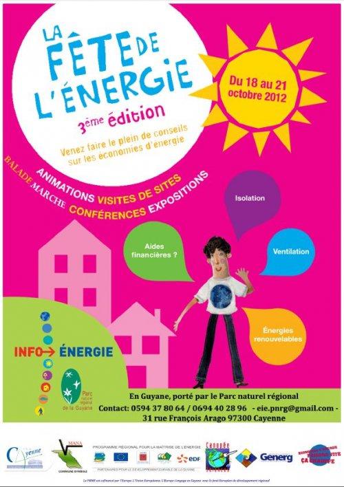 Café Energie – Fête de l'énergie