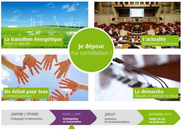 Sur le site du Ministère de l'Écologie, du Développement Durable et de l'Énergie
