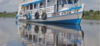 Le dégazage de CO2 du fleuve Amazone alimenté par les zones humides