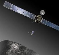 La sonde Rosetta s'est réveillée
