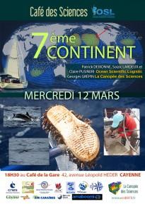 AFFICHE_7EME_CONTINENT_CAFE_DES_SCIENCES_GUYANE