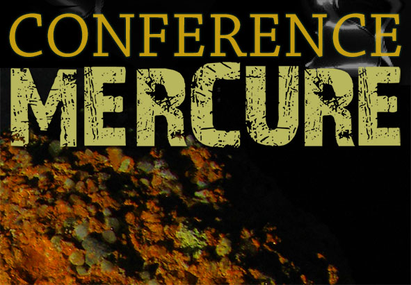 Conférence Mercure : De Minamata à la Guyane francaise