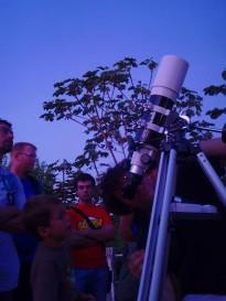 Fête de la Science à Cacao : 6ème nuit des étoiles