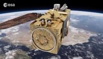 Sentinelle-1A en orbite