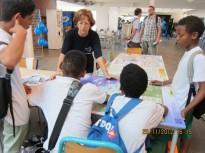 Fête de la Science à Cayenne : Présentation des études d'Ifremer en relation avec la pêche professionnelle