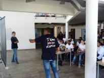 Fête de la Science à Cayenne : Standsur le projet « Insecticide»