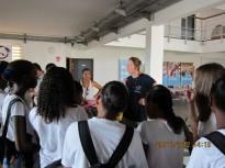 Fête de la Science à Cayenne : Stand sur le compostage et la ressource en eau