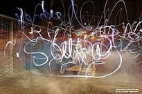Fête de la Science à Kourou : Stand Light painting