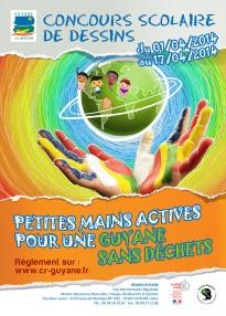 concours_Petites mains actives pour une Guyane sans dechets