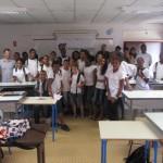 COLLEGE HOLDER élèves expérimentarium 2014