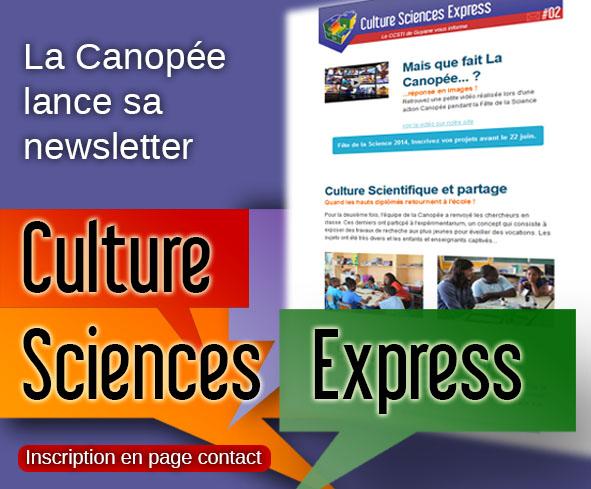 Culture Sciences Express