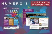 FDS 2014, Hebdo N°1