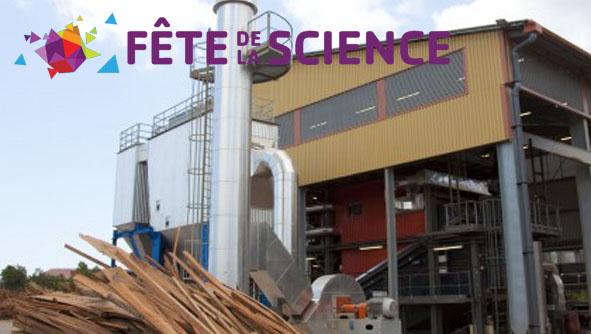 Visite de site : Centrale biomasse (bois énergie)