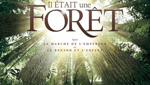 Diffusion de «Il était une forêt»