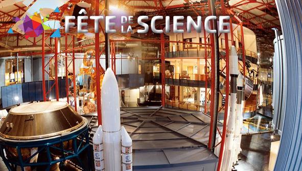 Portes-Ouvertes au musée de l'espace