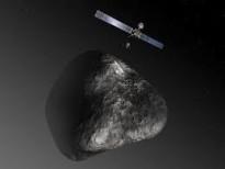 Rosetta a rendez-vous avec sa comète