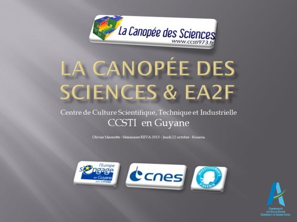 Visuel Canopée EA2F