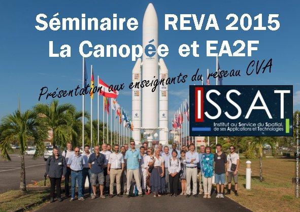 Séminaire REVA : culture scientifique en Guyane