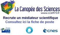 Médiateur scientifique CCSTI