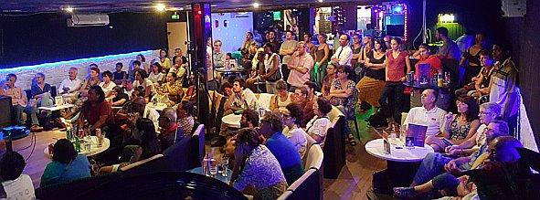 Le café des sciences Alain Cuerrier (JT Midi 26/02/16)