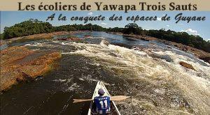 A la conquête des espaces de Guyane à Trois Sauts