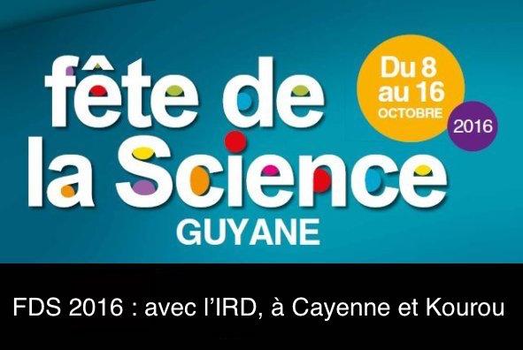 FDS 2016 : à l'IRD