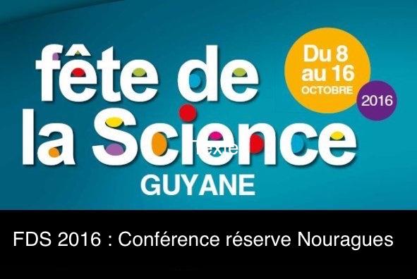 Conférence : 30 ans de la station scientifique des Nouragues