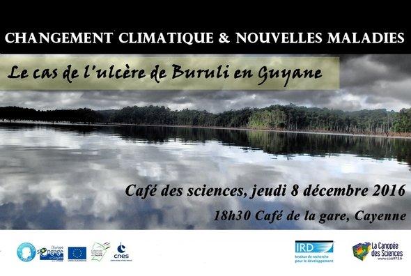 Changement climatique et nouvelles maladies