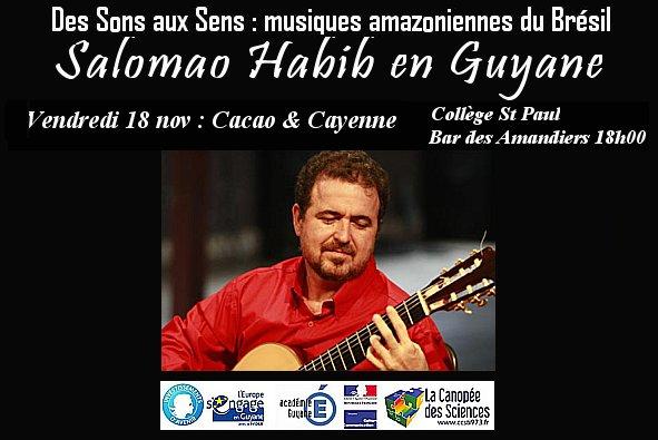 Café concert et Des sons aux Sens
