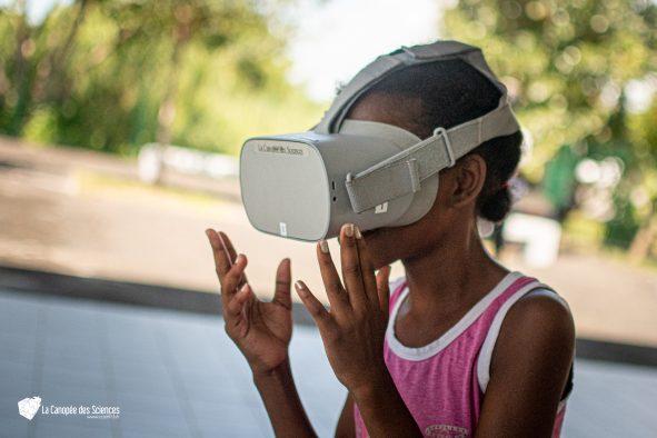 Macouria – Passeurs d'images en Vidéo 360°