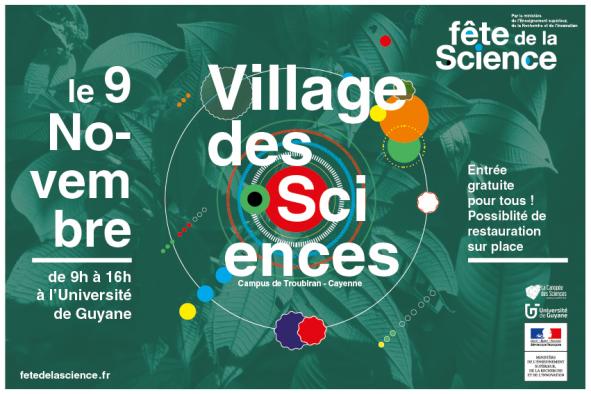 Village des Sciences 2019
