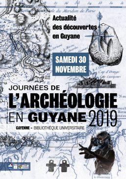 Journée de l'archéologie en Guyane 2019