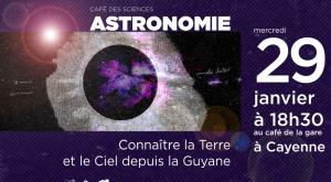 Café des Sciences - Astronomie