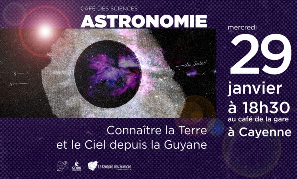 Café des Sciences – Astronomie