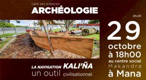 Café des Sciences - la Navigation Kali'ña