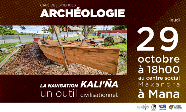 Café des Sciences – la Navigation Kali'ña