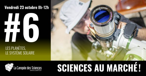 Sciences au marché, la reprise