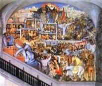 Le Muralisme Mexicain