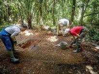 Sur les traces des sociétés précolombiennes de Guyane…