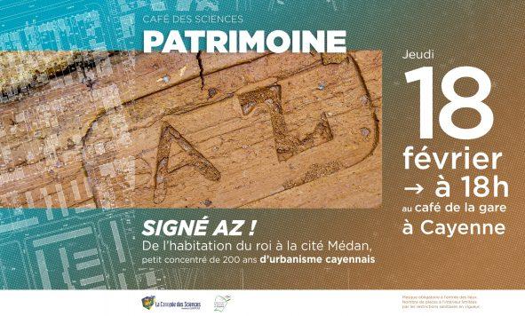 Café des Sciences – Patrimoine