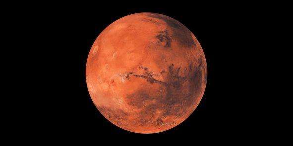 Atterissage du rover Perseverance en quête de vie sur Mars
