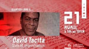 Quartier libre à - David Tacita