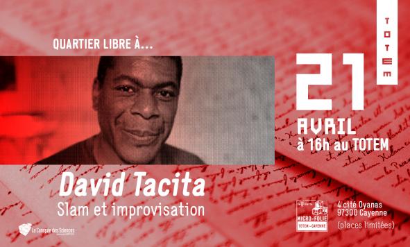 Quartier libre à – David Tacita