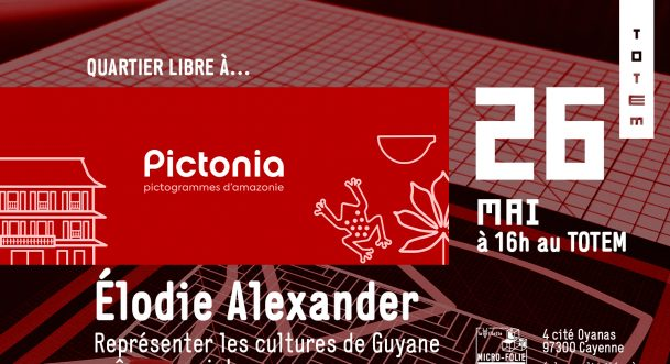 Quartier libre à ... Elodie Alexander - Projet Pictonia