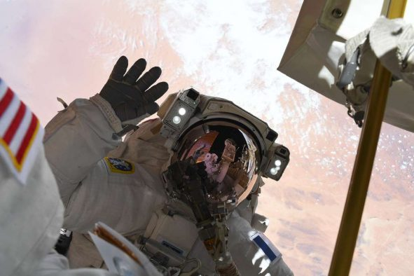 Quelles sont les 12 expériences que Thomas Pesquet mènera à bord de l'ISS?